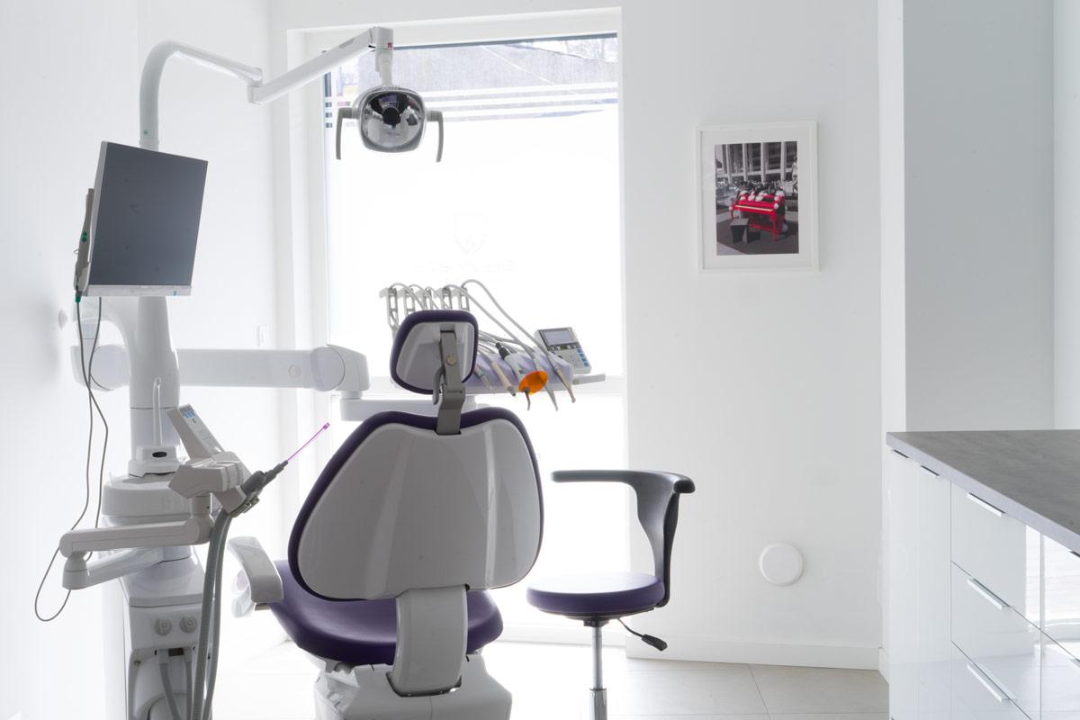 Nowoczesny gabinet stomatologiczny dla dzieci i dorosłych